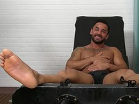 Ticklish Bruno My Friends Feet