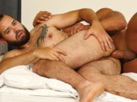 Martin and Zack UK Naked Men