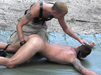 Whipping Post and More Part 1 Bad Boy Bondage