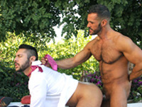 Al Fresco Men At Play