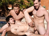 Poolside Cruising Drill My Hole