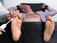 Beyond His Limits My Friends Feet