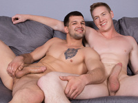 Jax and Brysen Sean Cody