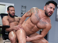 To Keep His Job Raging Stallion