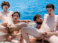 Sea Sex and Sun 2 French Twinks