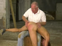 Twink Spanked Boynapped