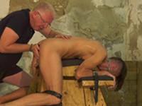 A Stretched Hole Boynapped