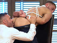 Bound Men At Play