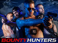 Bounty Hunters Raging Stallion