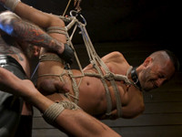 Submissive Boy Bound Gods