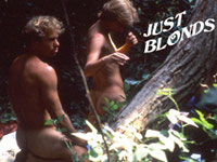 Just Blonds Retro Males