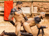 Band of Thebes Part 2 Drill My Hole