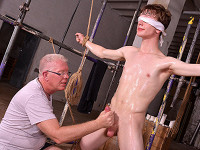 Meet the Master Part 1 Boynapped