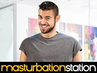 Masturbation Station Raging Stallion