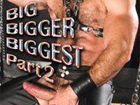 Big Bigger Biggest 2 Raging Stallion
