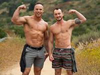 Jack and Brayden Sean Cody