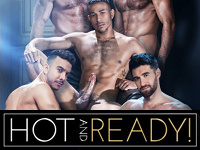 Hot and Ready Raging Stallion