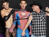 Spiderman versus Dante Colle Man Up Films