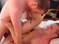 Jamie and Aiden Clip 1 from Broke Straight Boys