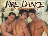 Fire Dance Gay Empire