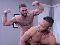 His Gym Buddy Man Up Films