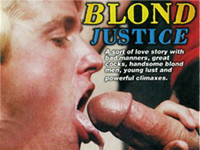 Blond Justice Gay Empire