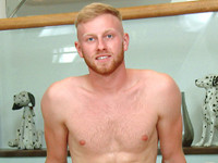 Footballer Physique English Lads