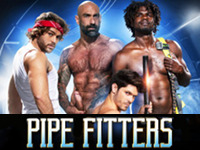 Pipe Fitters Raging Stallion