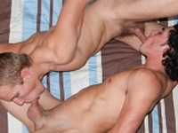 Buddy Davis fucks Rob Ryder Clip 2 from College Dudes