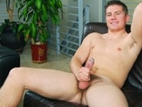 Chad Macon Busts a Nut from College Dudes