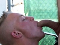 Christian Jade and Titus Gallen Clip 4 from College Dudes