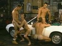 Grease Guns Scene 5 AEBN