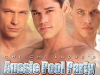 Pool Party Gay Empire