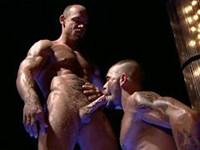 Big Muscle Scene 2 AEBN