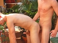 Jackson and Shane Clip 4 from College Dudes