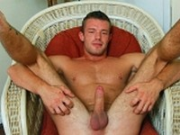 Logan Holmes Clip 2 from College Dudes