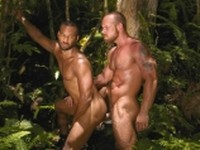 Lords of the Jungle Clip 1 at Raging Stallion