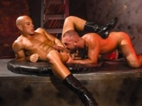 Monument Clip 3 at Raging Stallion