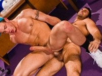 Rugburn Clip 3 at Raging Stallion