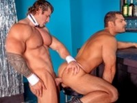 Stripped 2 Hard for the Money Clip 3 at Raging Stallion