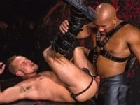 The Red and the Black Clip 2 at Raging Stallion