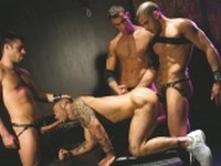 The Trap Clip 2 at Raging Stallion