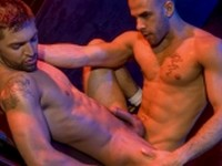 The Visitor Clip 2 at Raging Stallion