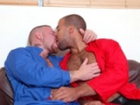 Ben Brown and Roman Wright at Alpha Male Fuckers
