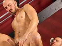 Tristan Jaxx and Valentin Alsina at UK Naked Men