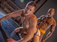 Brutal Part 1 Clip 2 at Raging Stallion
