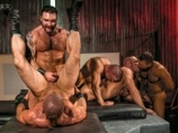 Centurion Muscle 5 Maximus Clip 5 at Raging Stallion