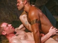 Grunts Brothers in Arms Clip 6 at Raging Stallion