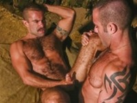 Grunts Brothers in Arms Clip 7 at Raging Stallion