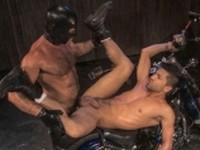 Hard Friction Clip 4 at Raging Stallion
